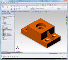 ��������� ����������� ������ � SolidWorks 2 - ����� ������������
